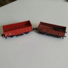 Trenes Escala: 2 VAGONES ARNOLD N. Lote 208690082