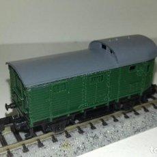 Trenes Escala: ARNOLD N FURGÓN DE COLA --- L45-260 (CON COMPRA DE 5 LOTES O MAS, ENVÍO GRATIS). Lote 209040267