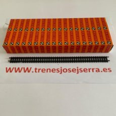 Trenes Escala: ARNOLD N. RECTAS 222MM 1010. Lote 210129285