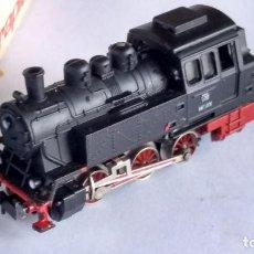 Trains Échelle: ARNOLD N LOCOMOTORA VAPOR CON CAJA ORIGINAL, REF 0225, VÁLIDO IBERTREN 2N,ROCO. Lote 211591414
