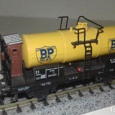 Trenes Escala: ARNOLD N CISTERNA GARITA BP --- L46-013 (CON COMPRA DE 5 LOTES O MAS, ENVÍO GRATIS). Lote 212396986