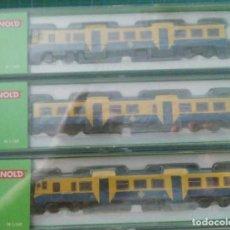 Trains Échelle: TREN, AUTOMOTOR DIESEL 592 - ARNOLD HN2167. Lote 212936568