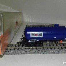 Trenes Escala: ARNOLD N CISTERNA 4 EJES MOBIL 4388 L46-113 (CON COMPRA DE 5 LOTES O MAS, ENVÍO GRATIS). Lote 214495073