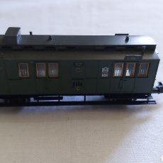 Trenes Escala: VAGON DE EQUIPAJE CORREOS. ARNOLD ESCALA N. Lote 214947987