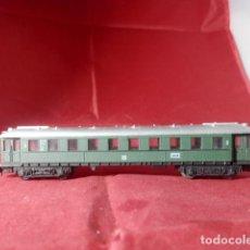 Comboios Escala: VAGÓN PASAJEROS ESCALA N DE ARNOLD. Lote 217316258