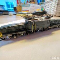 Trenes Escala: LOCOMOTORA ELÉCTRICA COCODRILO SBB 14270 REF. 2465 ARNOLD ESC. N. Lote 220784728