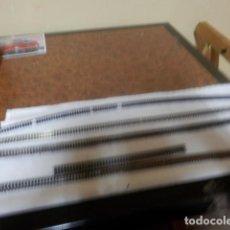 Trenes Escala: LOTE VIAS FLEXIBLES ESCALA N. Lote 220982868