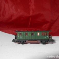 Trenes Escala: VAGÓN PASAJEROS ESCALA N DE ARNOLD. Lote 221845433