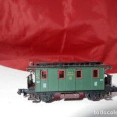 Trenes Escala: VAGÓN PASAJEROS ESCALA N DE ARNOLD. Lote 221845545