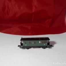 Trenes Escala: VAGÓN PASAJEROS ESCALA N DE ARNOLD. Lote 221845676