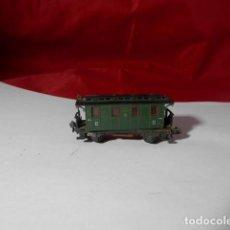 Trenes Escala: VAGÓN PASAJEROS ESCALA N DE ARNOLD. Lote 221845712