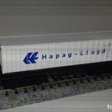 Trenes Escala: ARNOLD N PLATAFORMA CONTAINER -- L47-045 (CON COMPRA DE 5 LOTES O MAS, ENVÍO GRATIS). Lote 225165770
