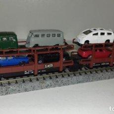 Trenes Escala: ARNOLD N PORTACOCHES -- L47-044 (CON COMPRA DE 5 LOTES O MAS, ENVÍO GRATIS). Lote 225166621
