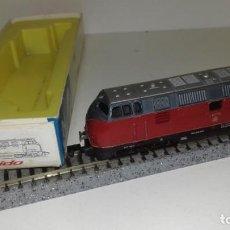 Trenes Escala: ARNOLD N LOCOMOTORA DIESEL 0202 --- L47-099 (CON COMPRA DE 5 LOTES O MAS, ENVÍO GRATIS). Lote 230570070