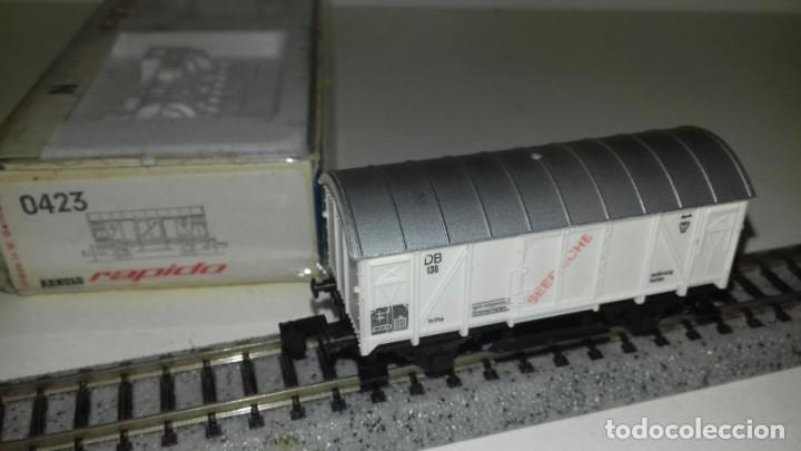 ARNOLD N CERRADO 0423 --- L47-120 (CON COMPRA DE 5 LOTES O MAS, ENVÍO GRATIS) (Juguetes - Trenes a Escala N - Arnold N )