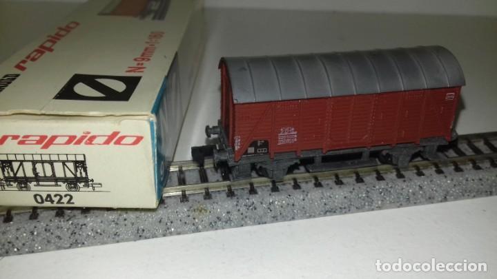 ARNOLD N CERRADO 0422 -- L47-124 (CON COMPRA DE 5 LOTES O MAS, ENVÍO GRATIS) (Juguetes - Trenes a Escala N - Arnold N )