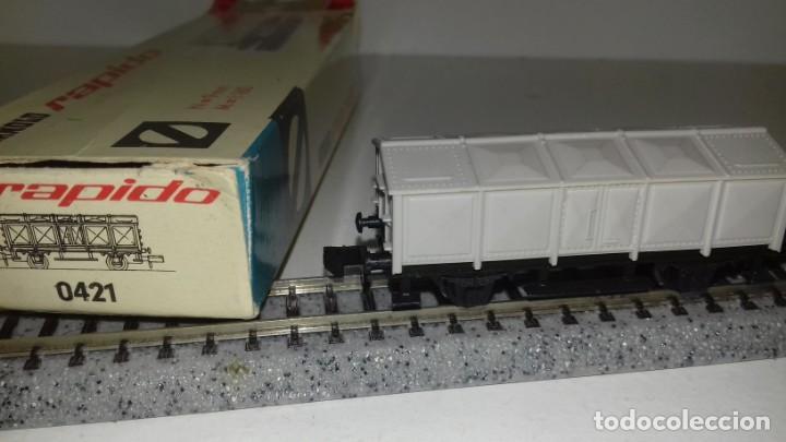 ARNOLD N TRANSPORTE DE SAL 0421 -- L47-125 (CON COMPRA DE 5 LOTES O MAS, ENVÍO GRATIS) (Juguetes - Trenes a Escala N - Arnold N )