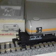 Trenes Escala: ARNOLD N CISTERNA 2 EJES 0452 -- L47-131 (CON COMPRA DE 5 LOTES O MAS, ENVÍO GRATIS). Lote 232183980