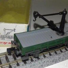 Trenes Escala: ARNOLD N GRÚA 0466 -- L47-134 (CON COMPRA DE 5 LOTES O MAS, ENVÍO GRATIS). Lote 232184590