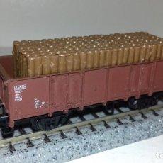 Trenes Escala: ARNOLD N BORDE ALTO CON TRONCOS -- L47-227 (CON COMPRA DE CINCO LOTES O MAS ENVÍO GRATIS). Lote 240253175