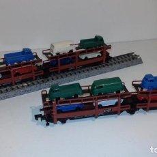 Trenes Escala: ARNOLD N 2 PORTACOCHES -- L48-131 (CON COMPRA DE CINCO LOTES O MAS ENVÍO GRATIS). Lote 243866320