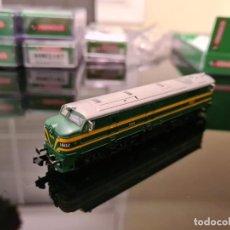 Trenes Escala: LOCOMOTORA DIESEL RENFE 316 DIGITAL. Lote 243912295