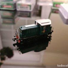 """Trenes Escala: LOCOMOTORA DIESEL RENFE 10321 """"ESTADO DE ORIGEN"""". Lote 243912495"""