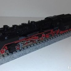 Trenes Escala: ARNOLD N LOCOMOTORA VAPOR BR 41 CON HUMO -- L48-169 (CON COMPRA DE CINCO LOTES O MAS ENVÍO GRATIS). Lote 244569685