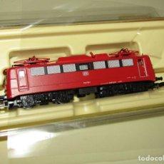 Trenes Escala: ANTIGUA LOCOMOTORA ELÉCTRICA DB-ELLOK 140 ESCALA *N* REF. 12850 DE ARNOLD. Lote 244828515