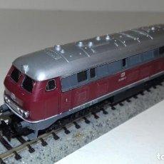 Trenes Escala: ARNOLD N LOCOMOTORA DIESEL BR 217 -- L48-105 (CON COMPRA DE CINCO LOTES O MAS ENVÍO GRATIS). Lote 245263850