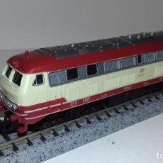 Trenes Escala: ARNOLD N LOCOMOTORA DIESEL BR 218 -- L48-106 (CON COMPRA DE CINCO LOTES O MAS ENVÍO GRATIS). Lote 245633465