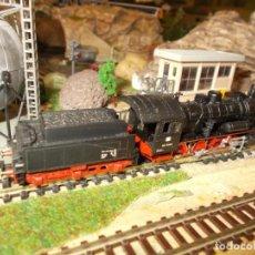 Trenes Escala: LOCOMOTORA ARNOLD 2515 - CON LUZ Y CAJA ORIGINAL. Lote 246057710