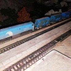 Trenes Escala: COMPOSICION MANTENIMIENTO RENFE 321 DIESEL DIGITAL. Lote 246061280