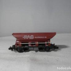 Trenes Escala: VAGÓN TOLVA ESCALA N DE ARNOLD. Lote 246072385