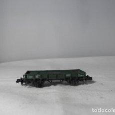 Trenes Escala: VAGÓN BORDE BAJO ESCALA N DE ARNOLD. Lote 246073205