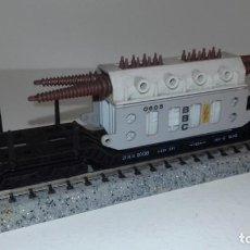 Trenes Escala: ARNOLD N PLATAFORMA CON GENERADOR -- L48-178 (CON COMPRA DE 5 LOTES O MAS, ENVÍO GRATIS). Lote 246933485