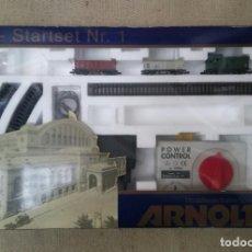 Trenes Escala: ARNOLD N , STARSET NR. 1 - FALTA LOCOMOTORA Y OTROS ELEMENTOS - PJRB. Lote 252129565