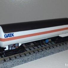 Trenes Escala: ARNOLD N CISTERNA 4 EJES GATX L49- 63 (CON COMPRA DE 5 LOTES O MAS, ENVÍO GRATIS). Lote 257494935