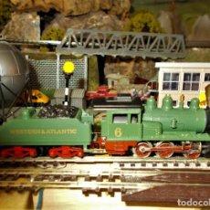 Trenes Escala: ARNOLD RÀPIDO 0226 - LOC WESTERN ATLANTIC - CAJA ORIGINAL. Lote 261677370