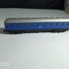 Trenes Escala: VAGÓN PASAJEROS DE LA DB ESCALA N DE ARNOLD. Lote 261872800
