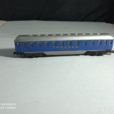 Trenes Escala: VAGÓN PASAJEROS DE LA DB ESCALA N DE ARNOLD. Lote 261872995