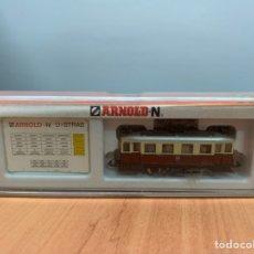 Trenes Escala: VAGÓN TRANVÍA MONTAÑA ARNOLD ESCALA N.. Lote 262199180