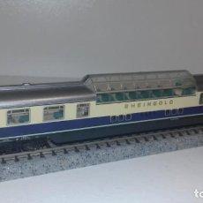 Trenes Escala: ARNOLD N PASAJEROS 1ª PANORÁMICO RHEINCOLD -- L49-208 (CON COMPRA DE 5 LOTES O MAS, ENVÍO GRATIS). Lote 262439335