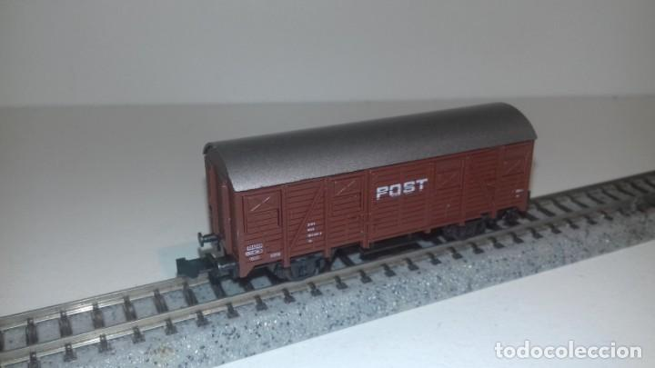 ROCO N CERRADO POST -- L49-215 (CON COMPRA DE 5 LOTES O MAS, ENVÍO GRATIS) (Juguetes - Trenes a Escala N - Arnold N )