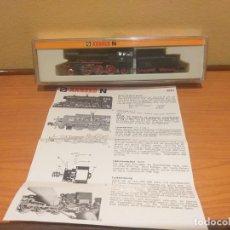Trenes Escala: LOCOMOTORA DE VAPOR BR-023 DIGITAL. ARNOLD 2231 EN SU CAJA. Lote 263198395