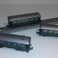 Trenes Escala: ARNOLD N 2 PASAJEROS Y EQUIPAJES 4 EJES -- L49-317 (CON COMPRA DE 5 LOTES O MAS, ENVÍO GRATIS). Lote 265819089
