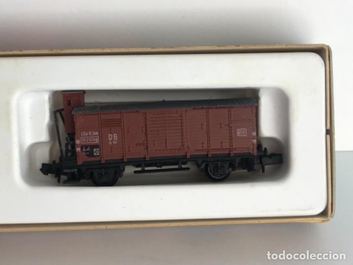 Trenes Escala: ARNOLD RÁPIDO ESCALA N. VAGÓN. NUEVO A ESTRENAR. - Foto 2 - 266044003