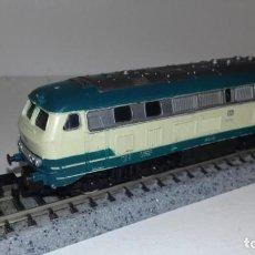 Trenes Escala: ARNOLD N LOCOMOTORA BR 218 -- L48-289 (C COMPRA DE 5 LOTES O MAS, ENVÍO GRATIS). Lote 275930388