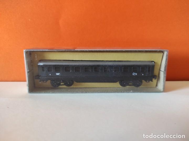 Trenes Escala: ARNOLD RAPIDO VAGON VIAJEROS REF:0321 ESCALA N - Foto 2 - 276659173