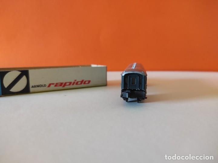 Trenes Escala: ARNOLD RAPIDO VAGON VIAJEROS REF:0321 ESCALA N - Foto 7 - 276659173